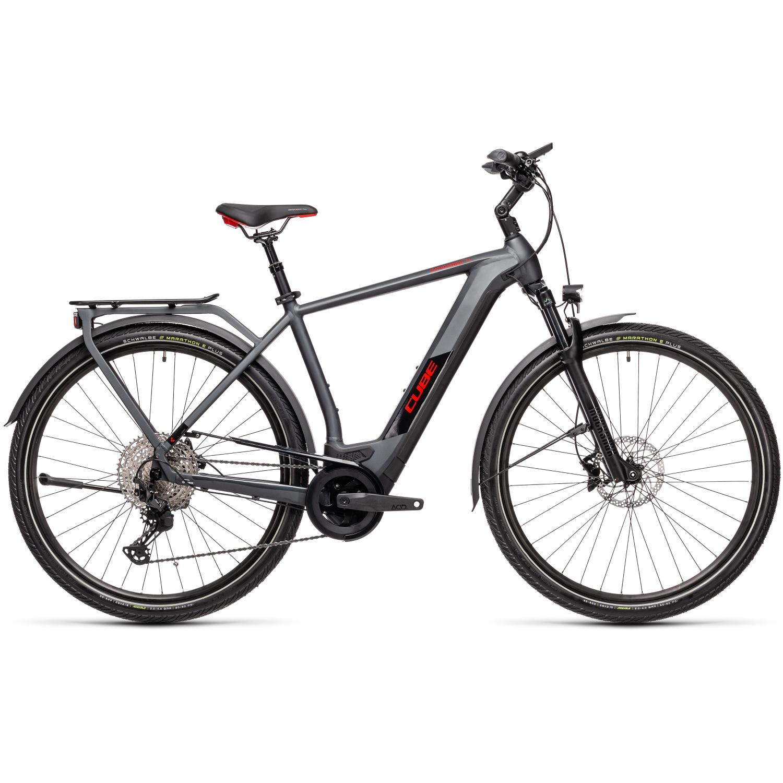 Produktbild von CUBE KATHMANDU HYBRID SL 625 - E-Bike - 2021 - iridium/red
