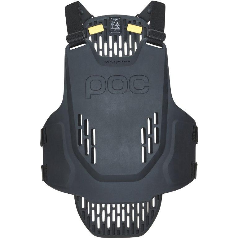 Foto de POC VPD System Torso Protector - 1002 Uranium Black