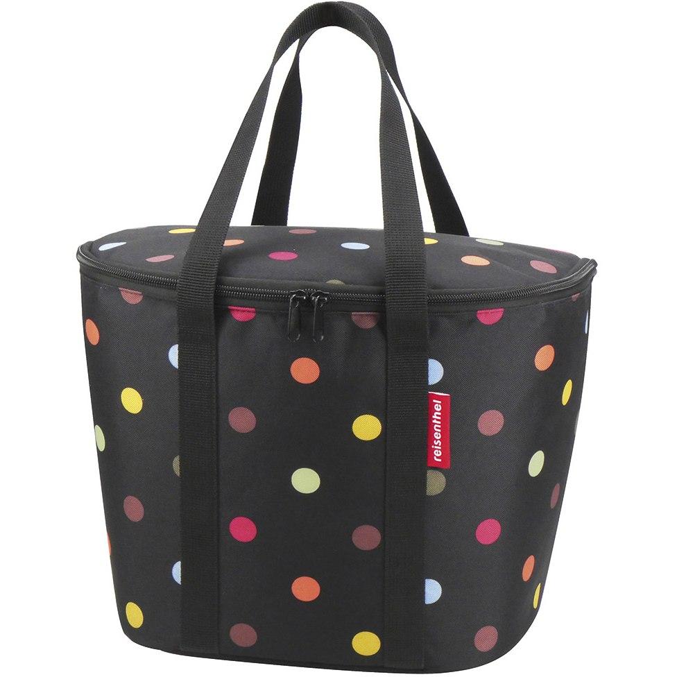 KLICKfix Iso Basket Bag 16L Thermo-Lenkerkorbtasche - 0370 - dots