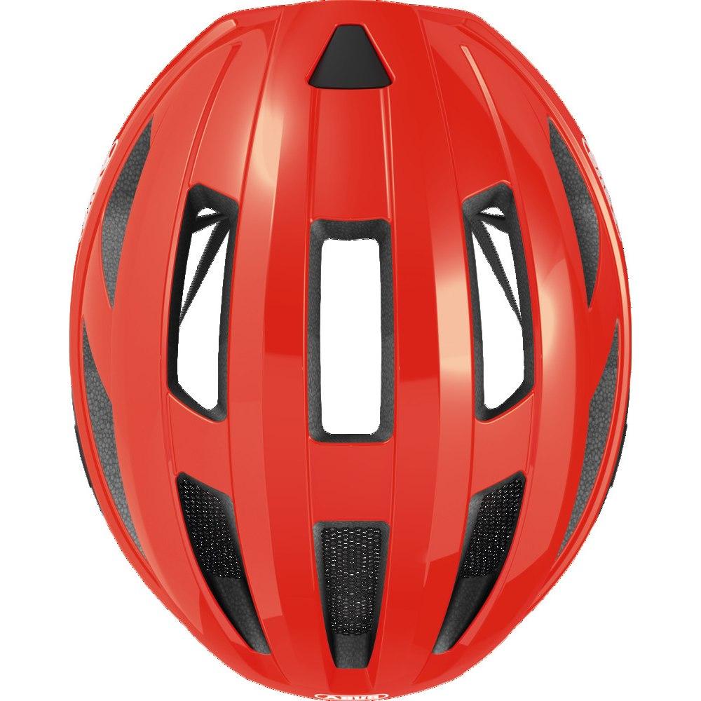 Imagen de ABUS Macator Helmet - shrimp orange