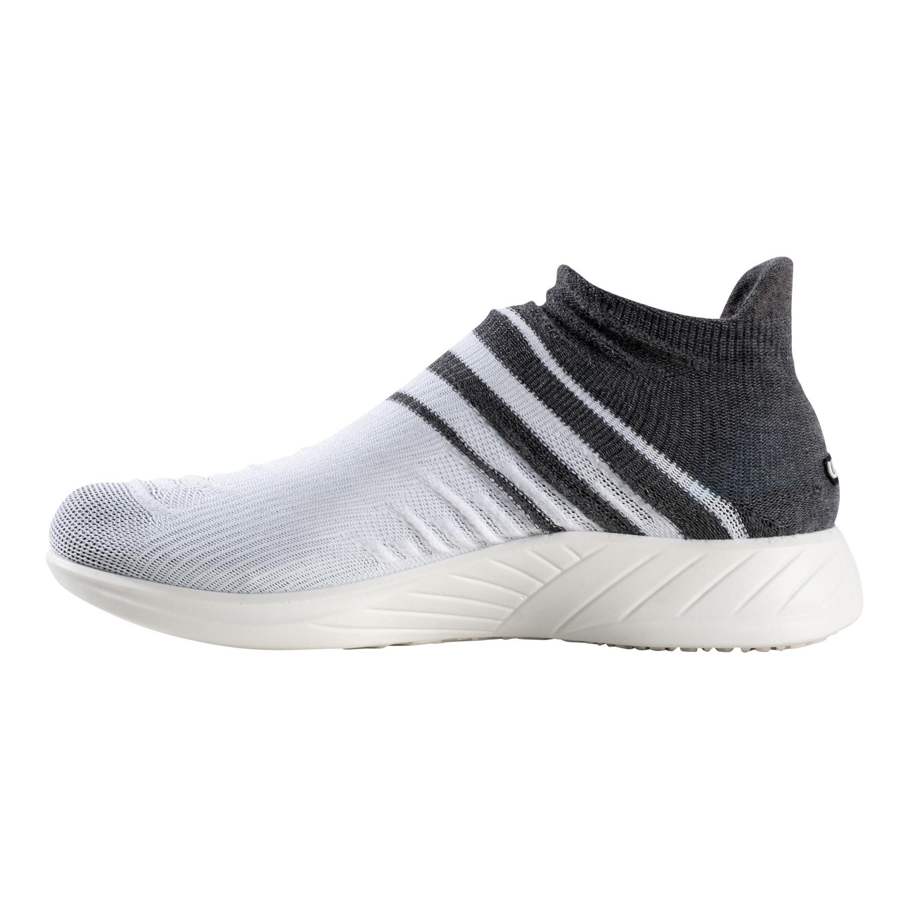 Image of UYN X-Cross Running Shoes - White/Grey
