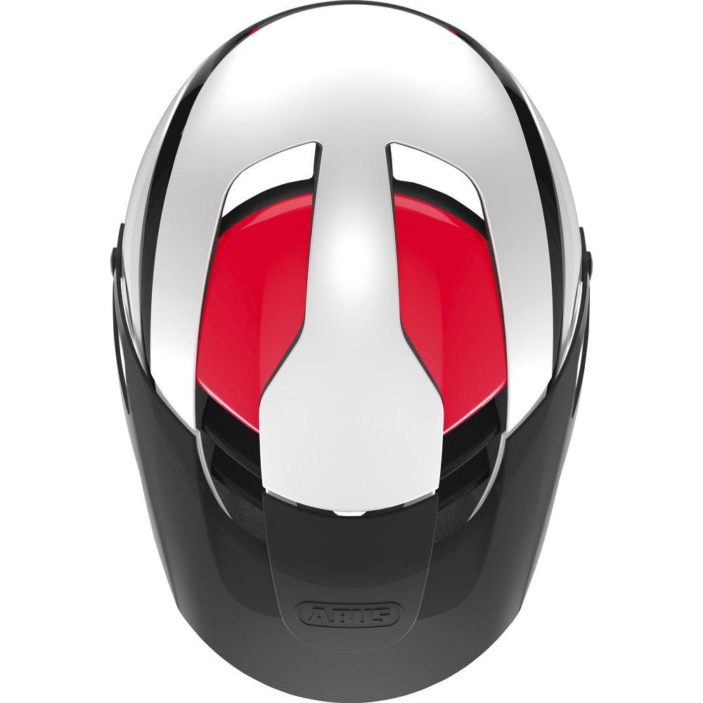 Imagen de ABUS MonTrailer Quin Helmet - polar white