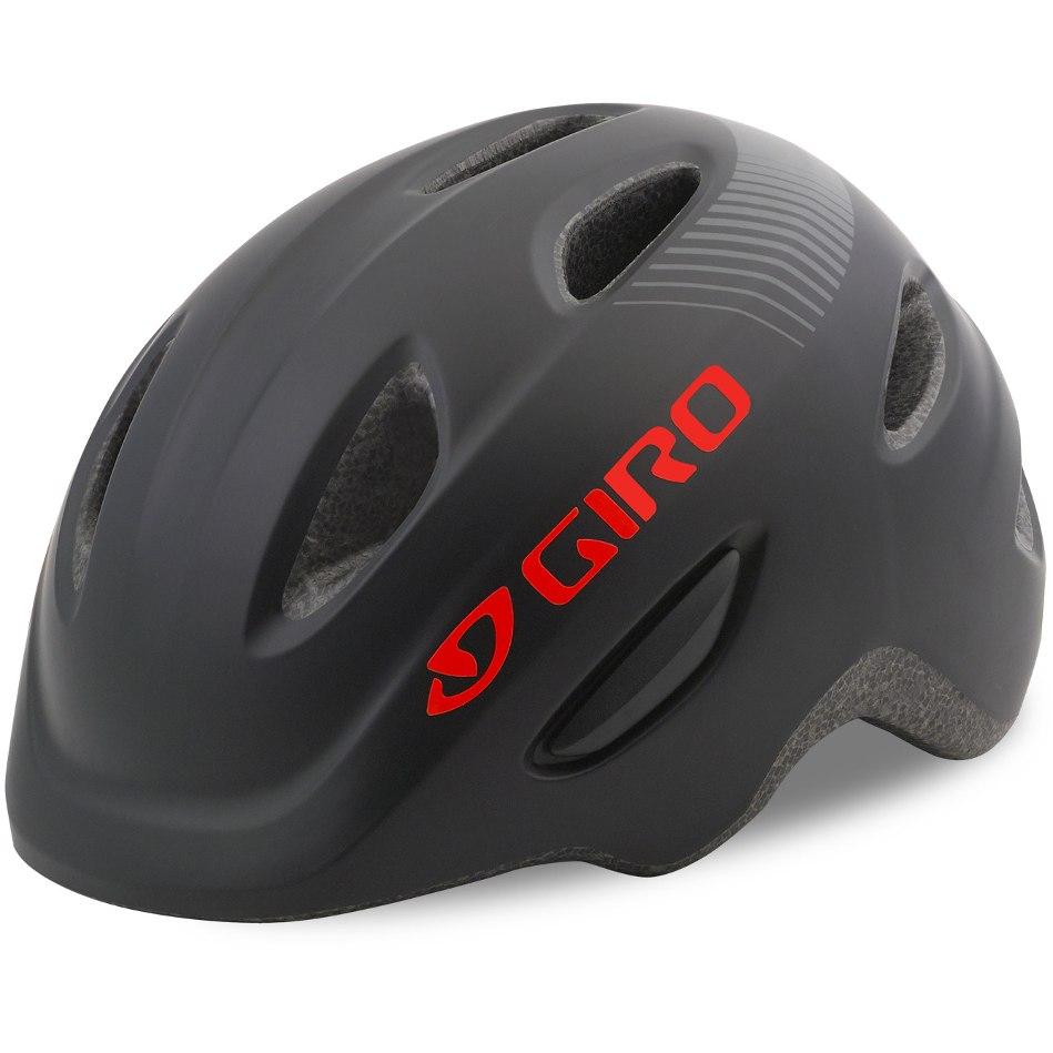 Giro Scamp Kinderhelm - matte black