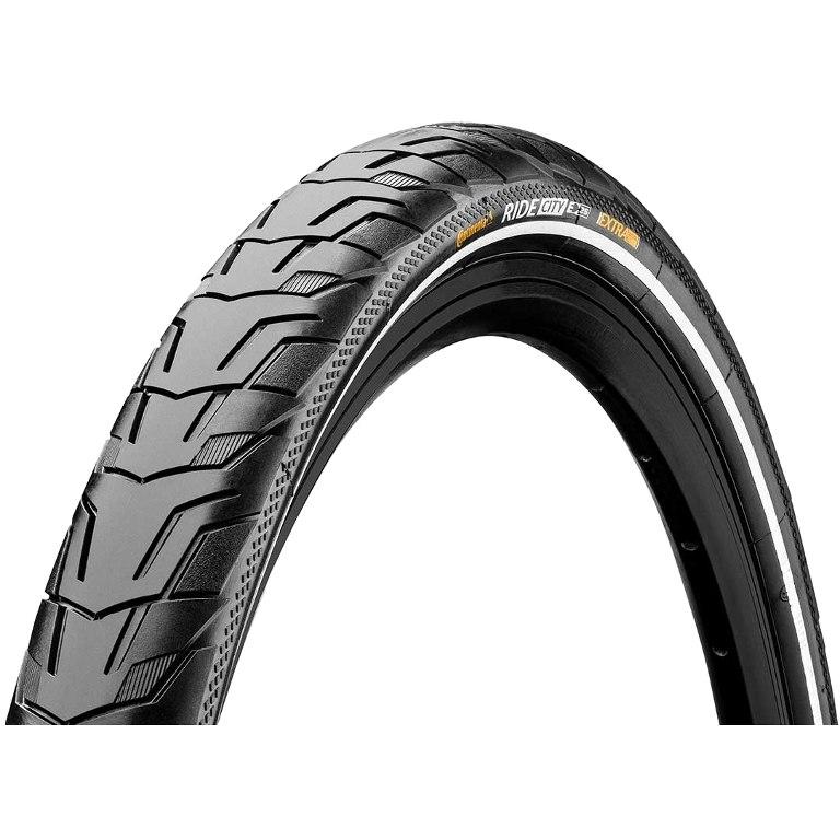 Continental Ride City Wire Bead Tire - 28x1.6 Inches - black Reflex