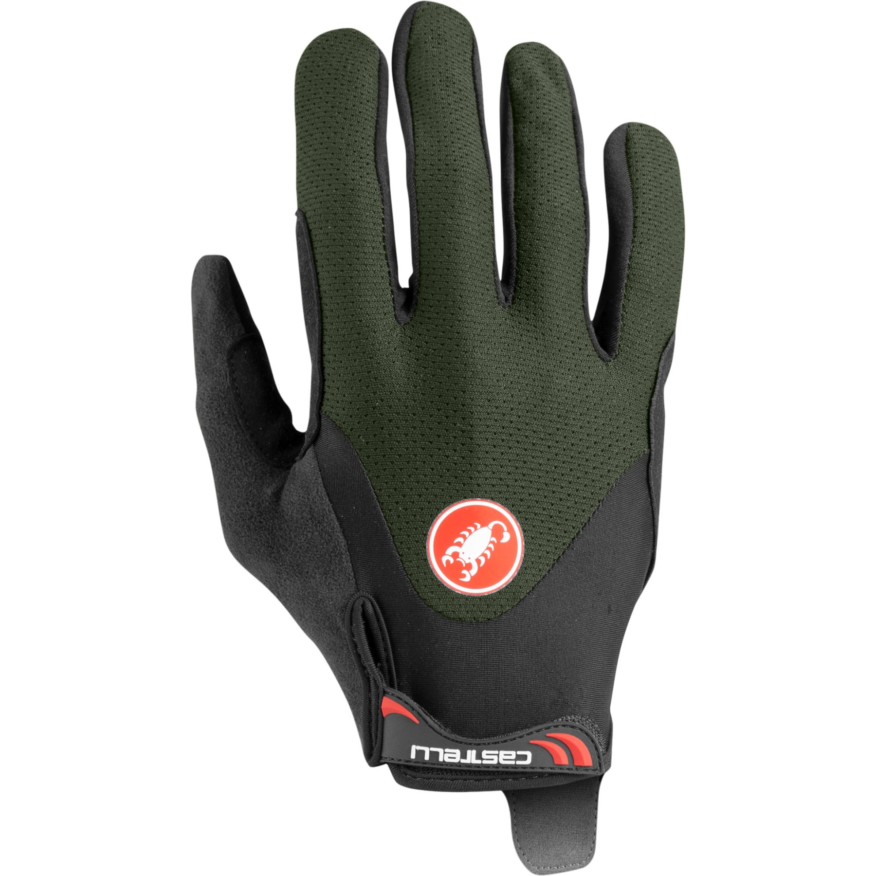 Castelli Arenberg Gel LF Gloves - military green 075