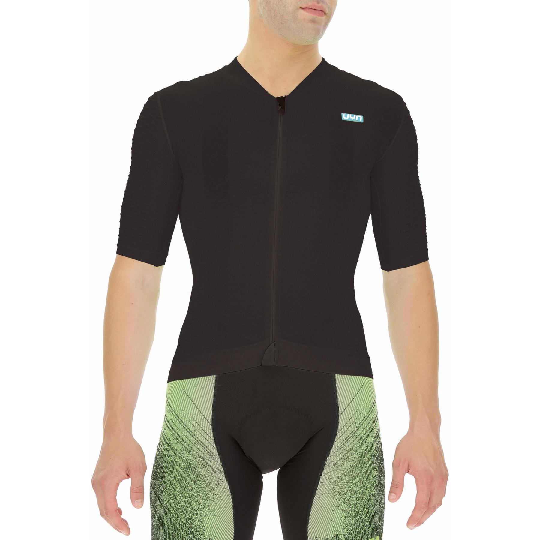 UYN Biking Airwing T-Shirt - Schwarz/Schwarz