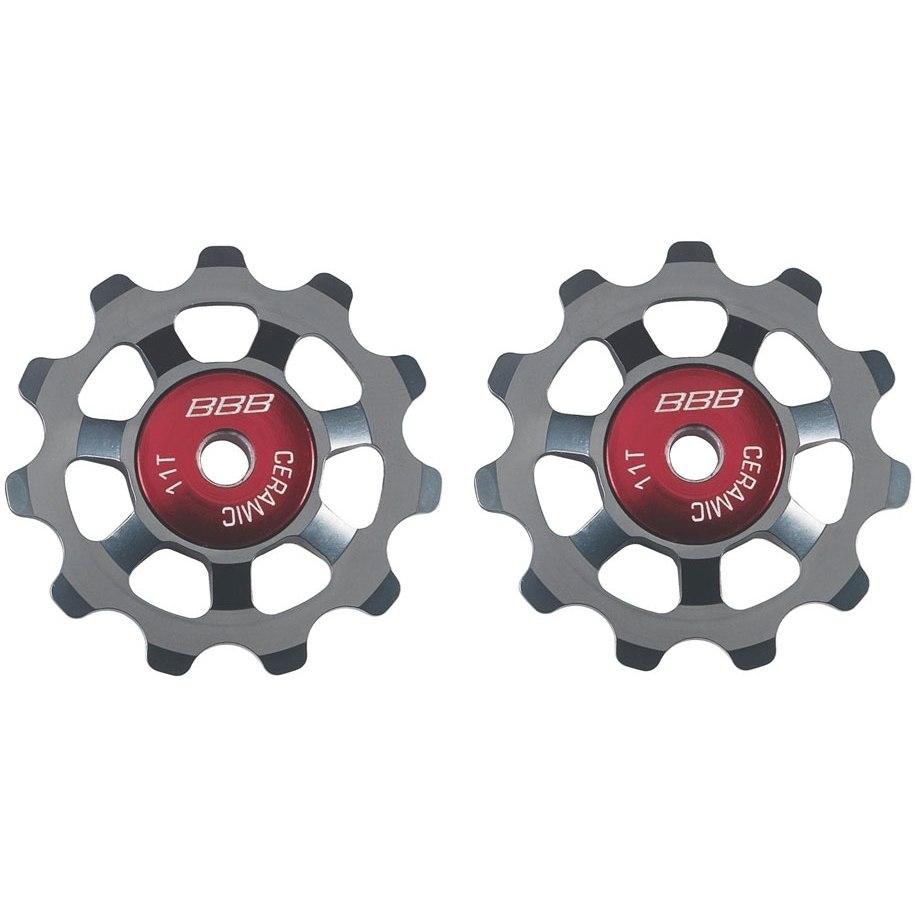 BBB Cycling AluBoys BDP-22 Jockey Wheels Ceramic 11 Teeth