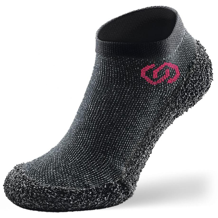 Produktbild von Skinners Athleisure Line Sockenschuhe - speckled black