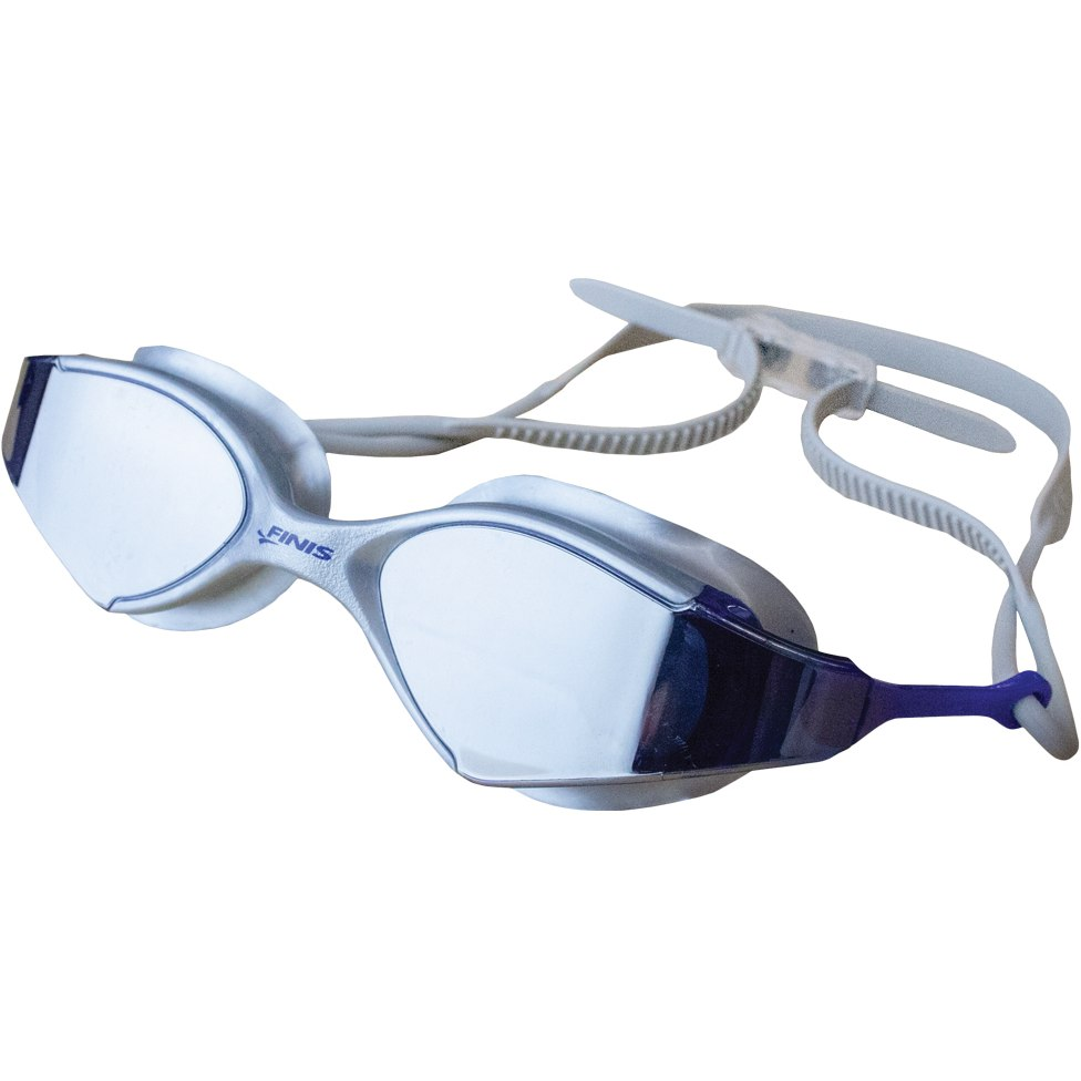 FINIS, Inc. Voltage Swimming Goggle - silver/blue mirror