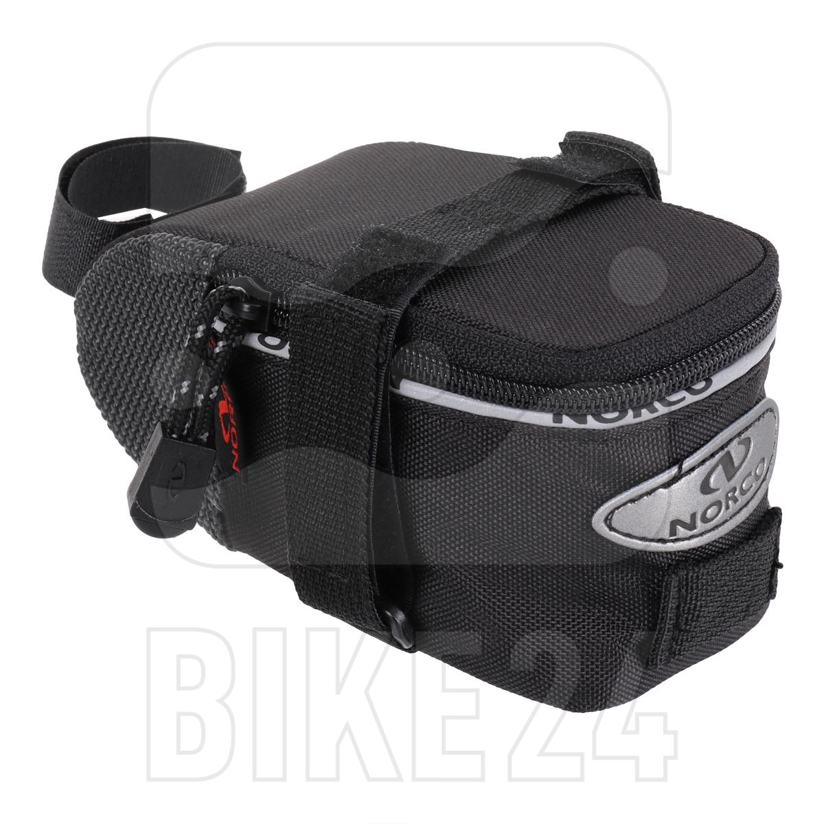 Norco Ottawa Saddle Bag Mini 0230E - black