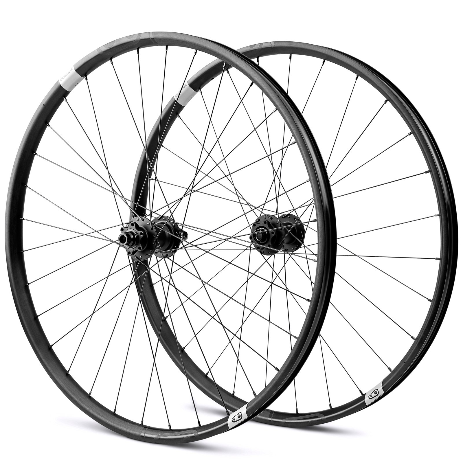 Crankbrothers Synthesis E-MTB Alloy - 29 Inch Wheelset - 6-Bolt - SRAM XD - FW: 15x110mm | RW: 12x148mm Boost