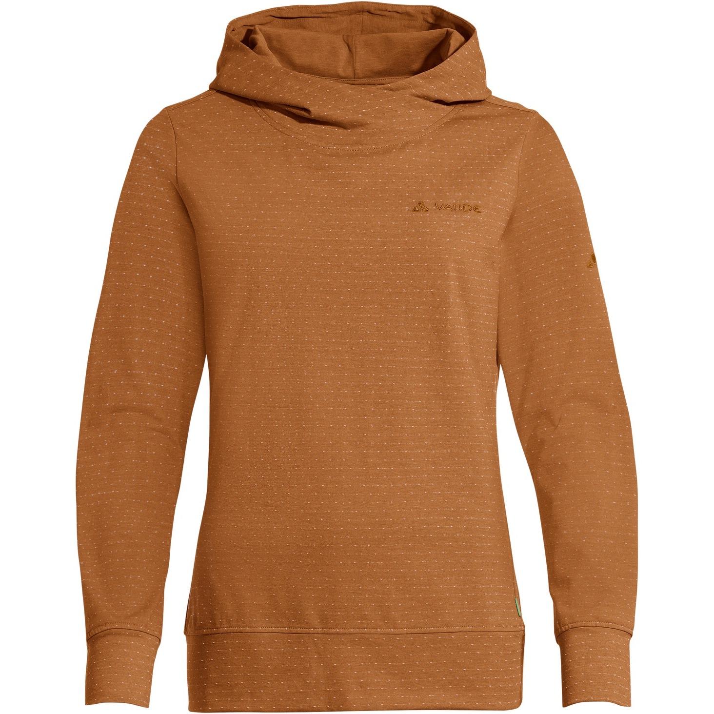 Vaude Women's Tuenno Pullover - silt brown