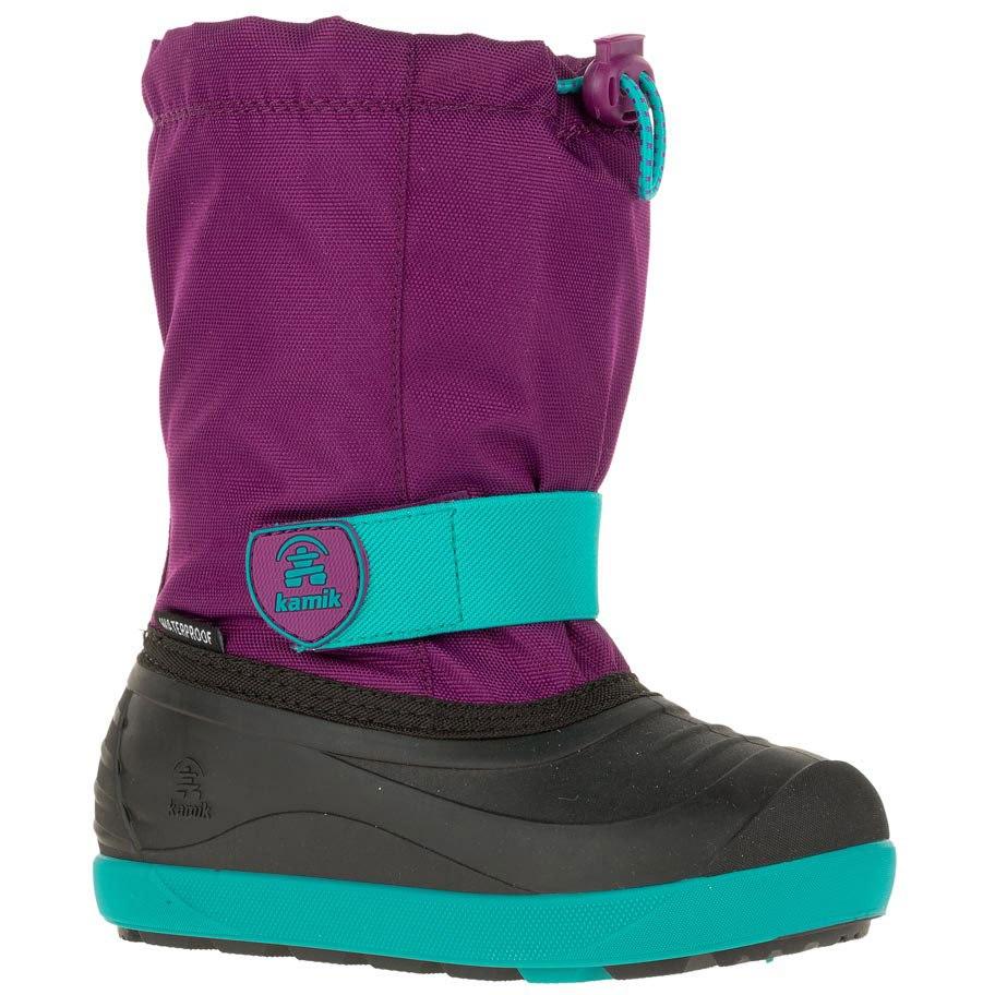 Kamik Waterbug8G GTX Winterstiefel für Kinder und Jugendliche - purple/teal