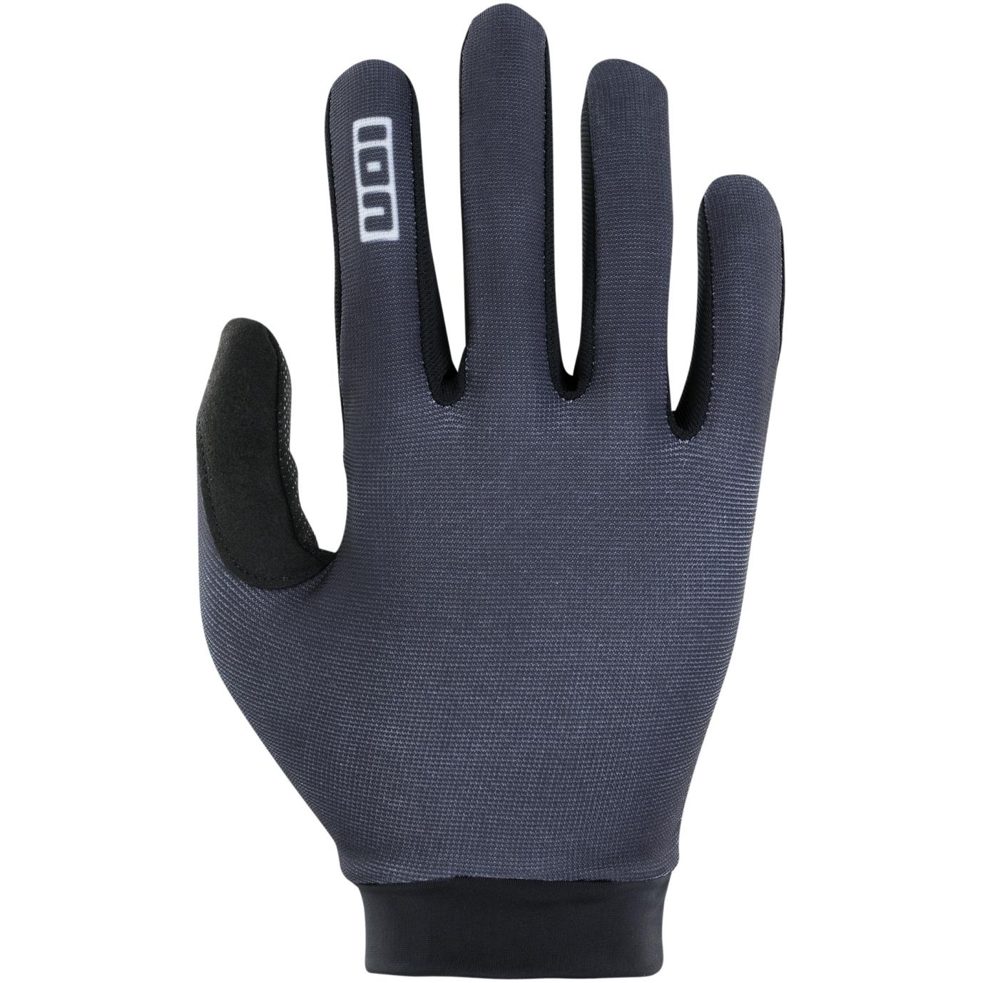 ION Bike Gloves ION Logo - Black