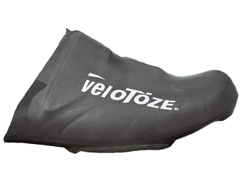 veloToze Toe Cover Road - black