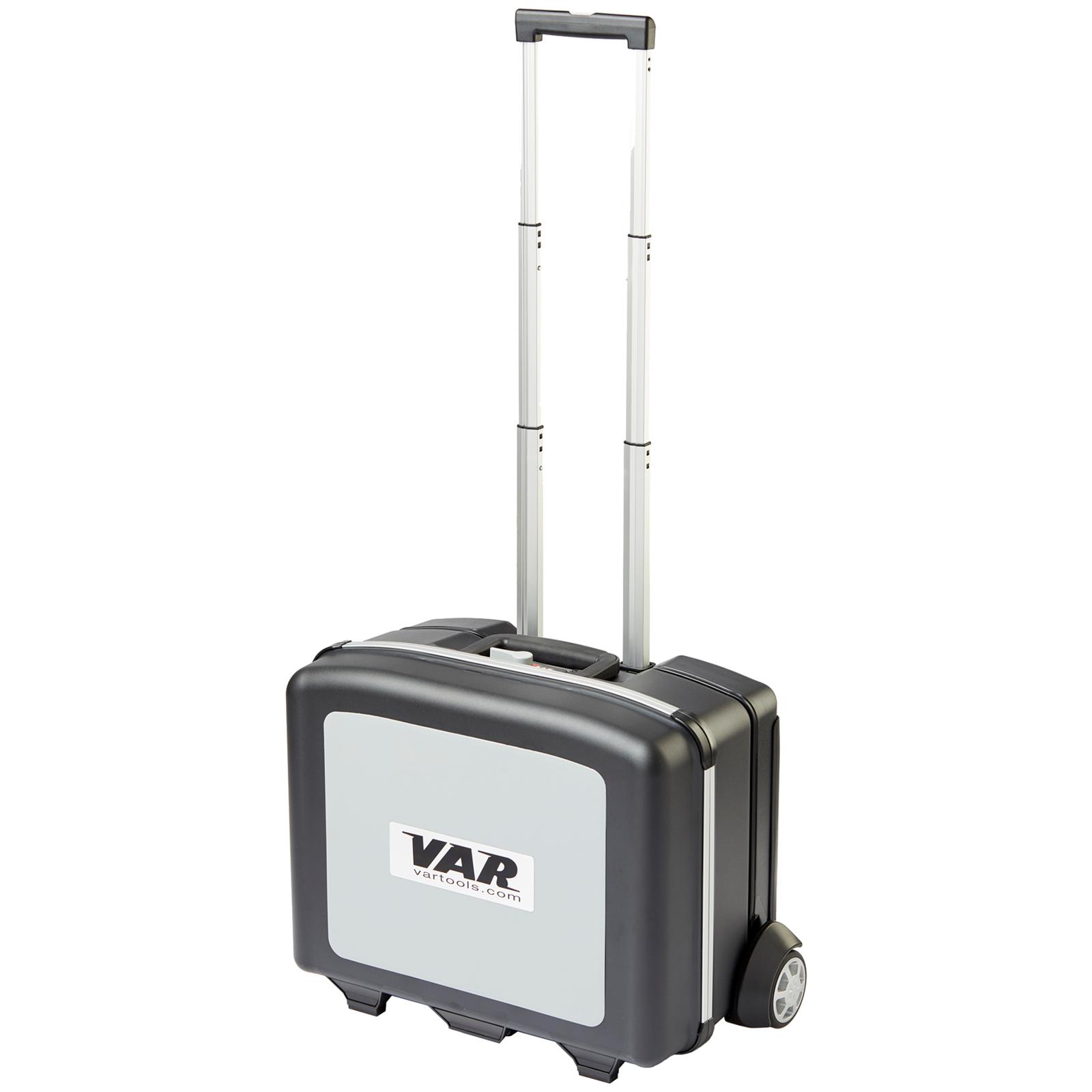 VAR Premium Werkzeugkoffer mit Rollen - KO-91801