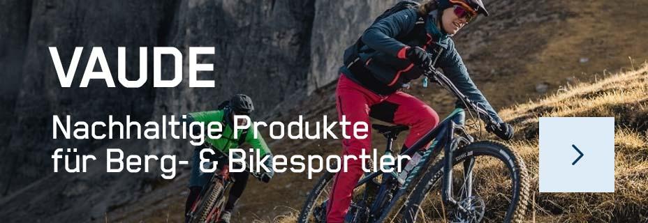 Vaude Fahrradbekleidung, Outdoorbekleidung, Equipment