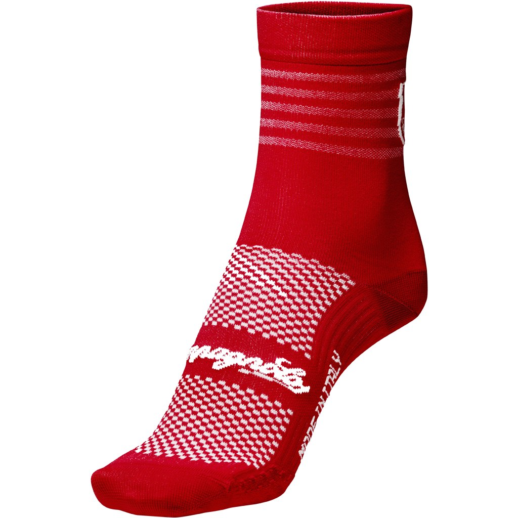 Image of Campagnolo Litech Socks Unisex - red