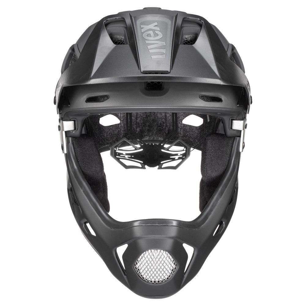 Bild von Uvex jakkyl hde 2.0 Helm - black mat