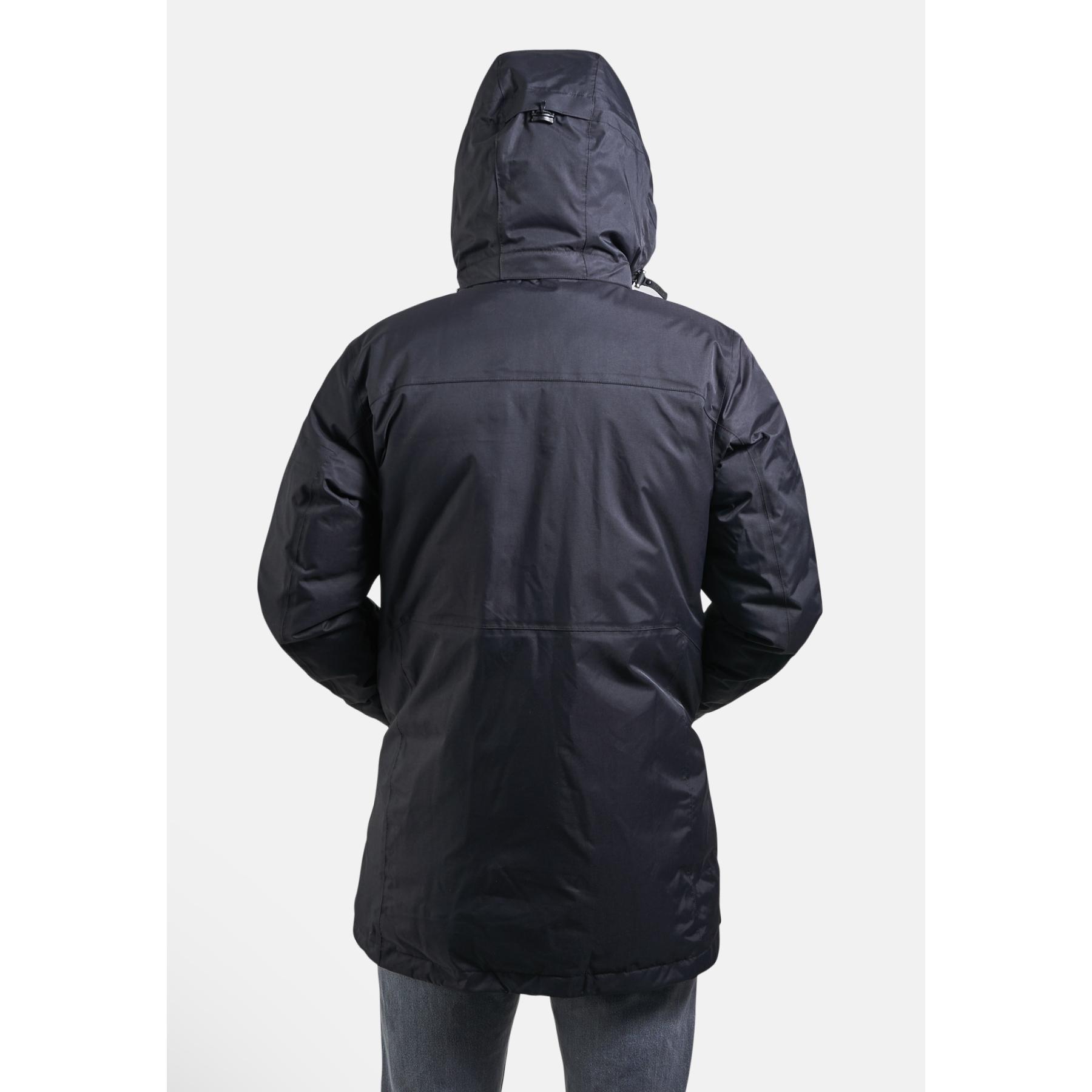 Image of Yeti Men's Ekfors Down Insulated Shell Parka - black