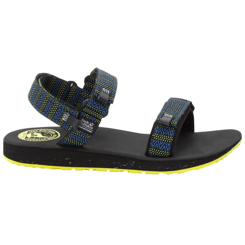Jack Wolfskin Outfresh Sandal M - blue/black