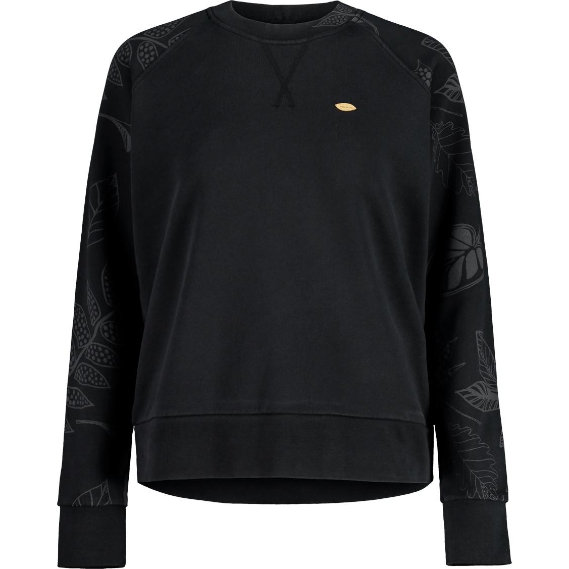 Produktbild von Maloja ElsterM. Sweatshirt Damen - moonless fallen leaves 8549