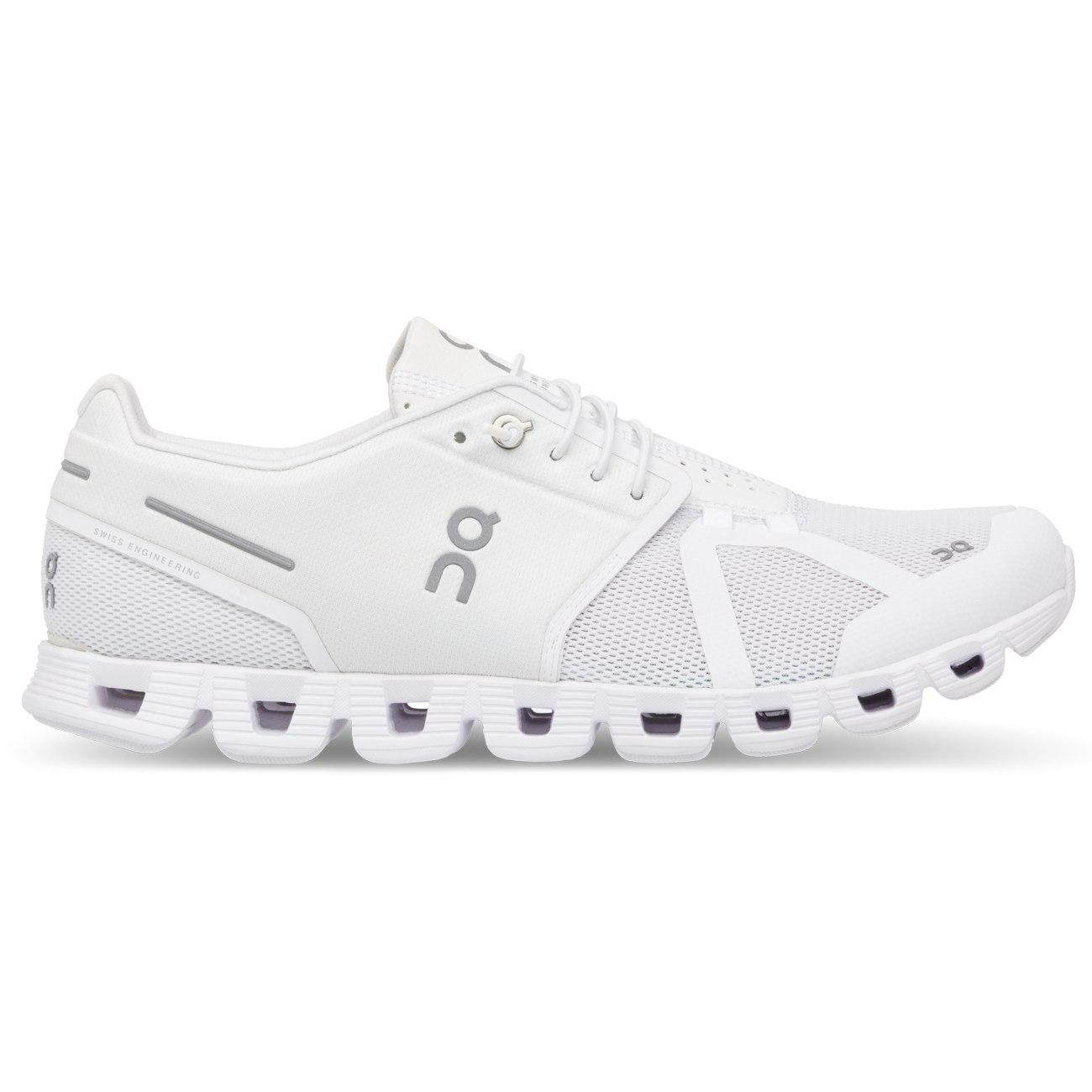 On Cloud Zapatillas Running Mujer - all blanco