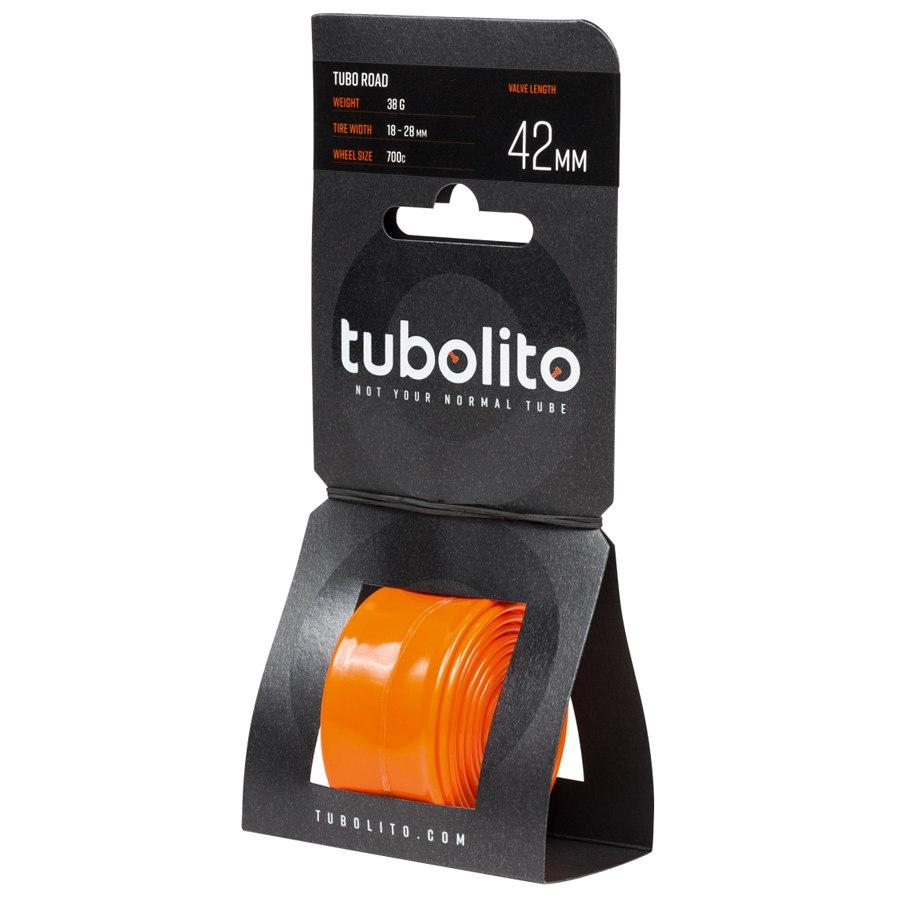 Tubolito Tubo Road 700C Cámara SV