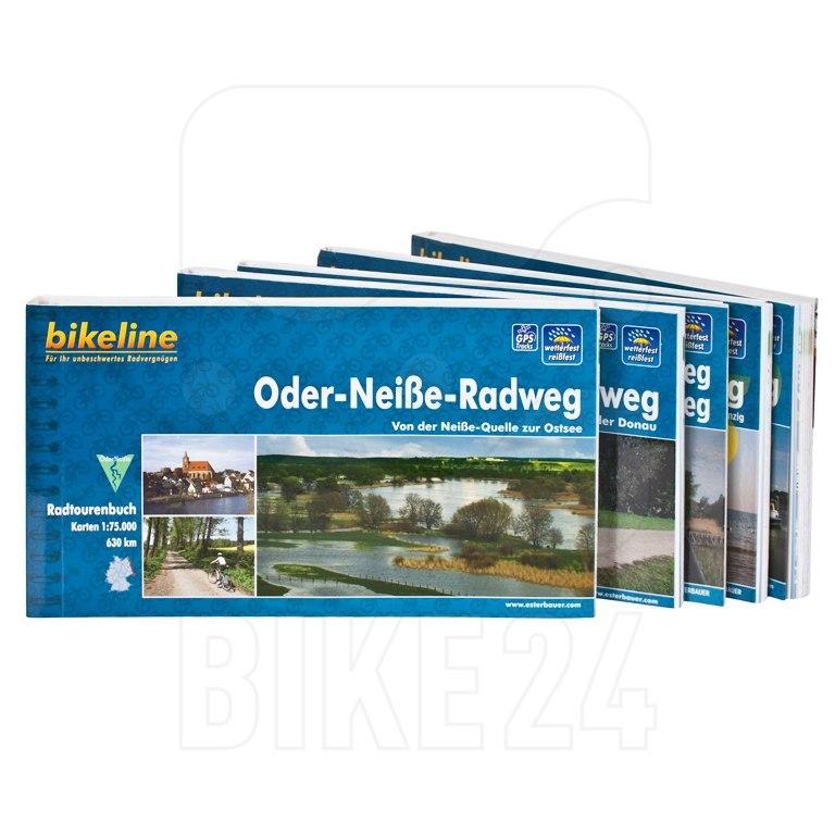 Bikeline Radtourenbücher - Deutschland