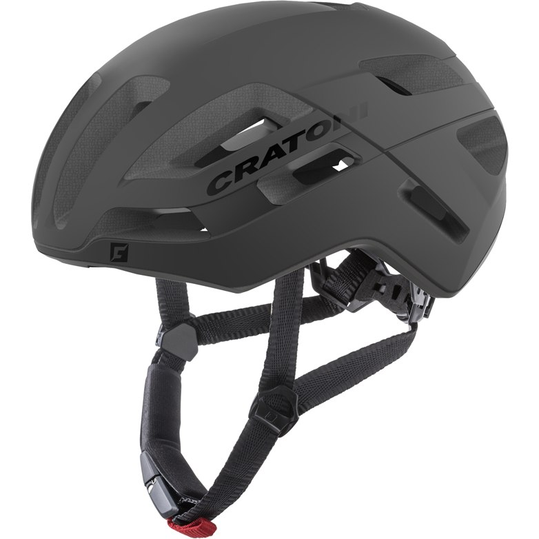 CRATONI Speedfighter Helmet - black matt