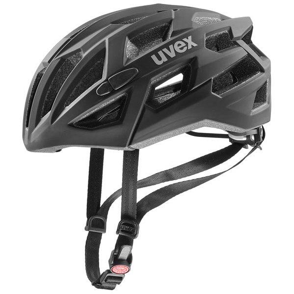 Uvex race 7 Helm - black