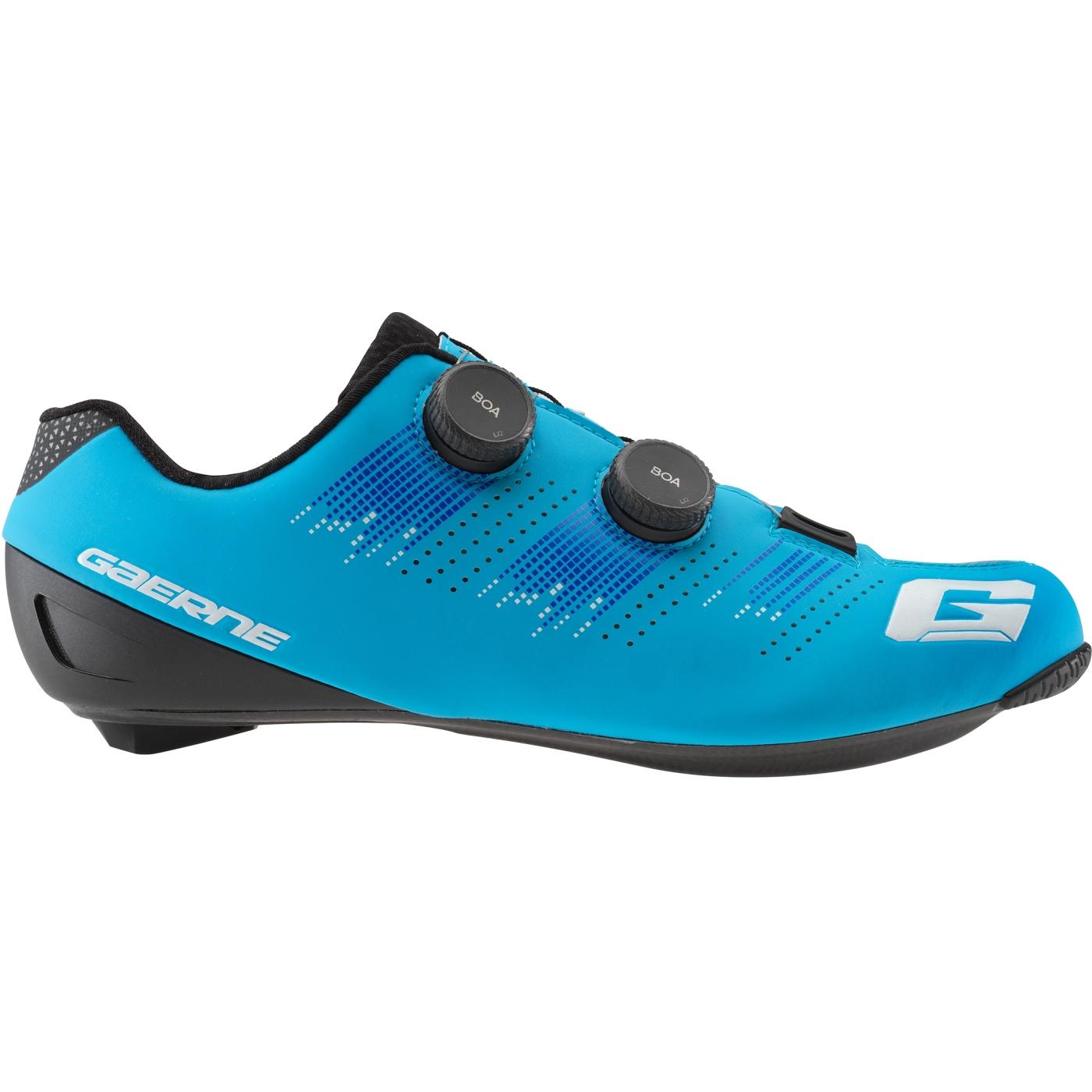 Gaerne Carbon G.Chrono Road Shoe - Matt Light Blue
