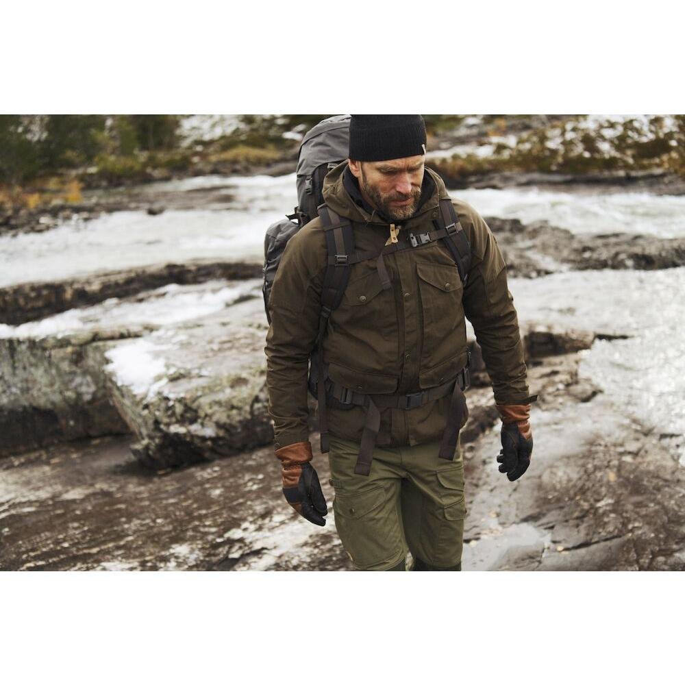 Image of Fjällräven Vidda Pro Trousers - Long - dark navy/black