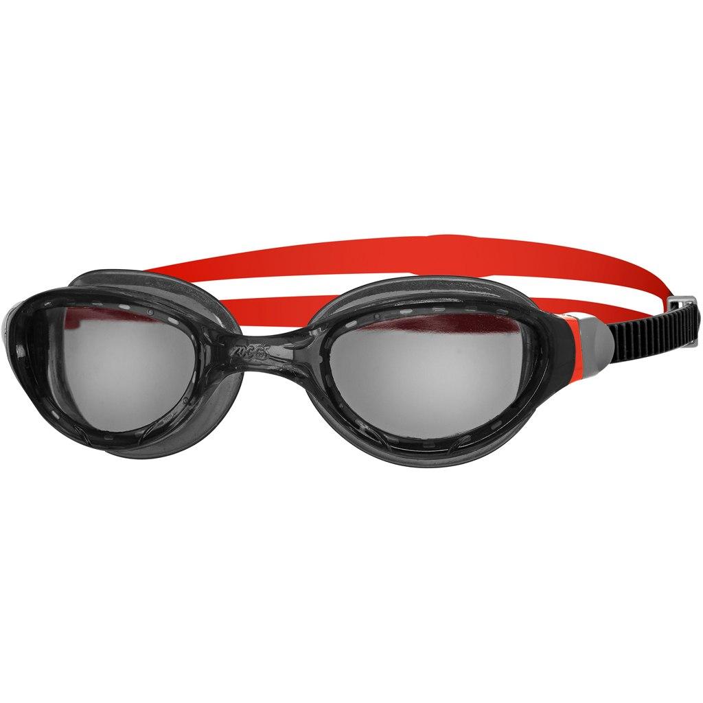 Zoggs Phantom 2.0 Gafas de natación - negro/rojo/humo