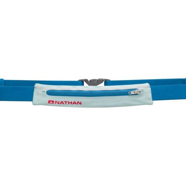 Nathan Sports Mirage Pak Hip Belt - Blue Light/Blue Danube