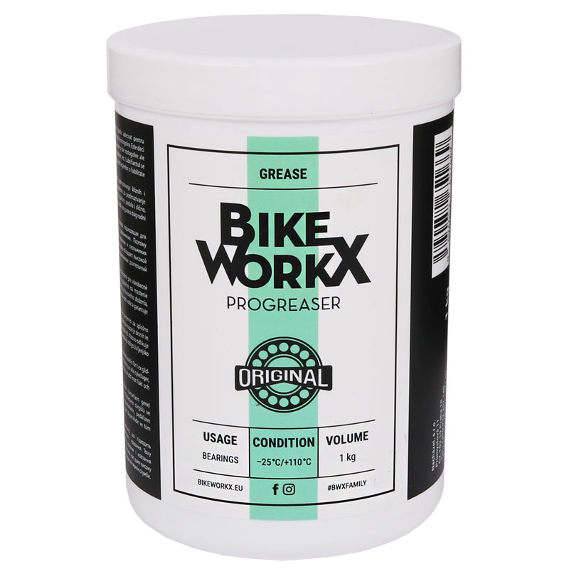 BikeWorkx Progreaser Original - Grease - Can - 1000g