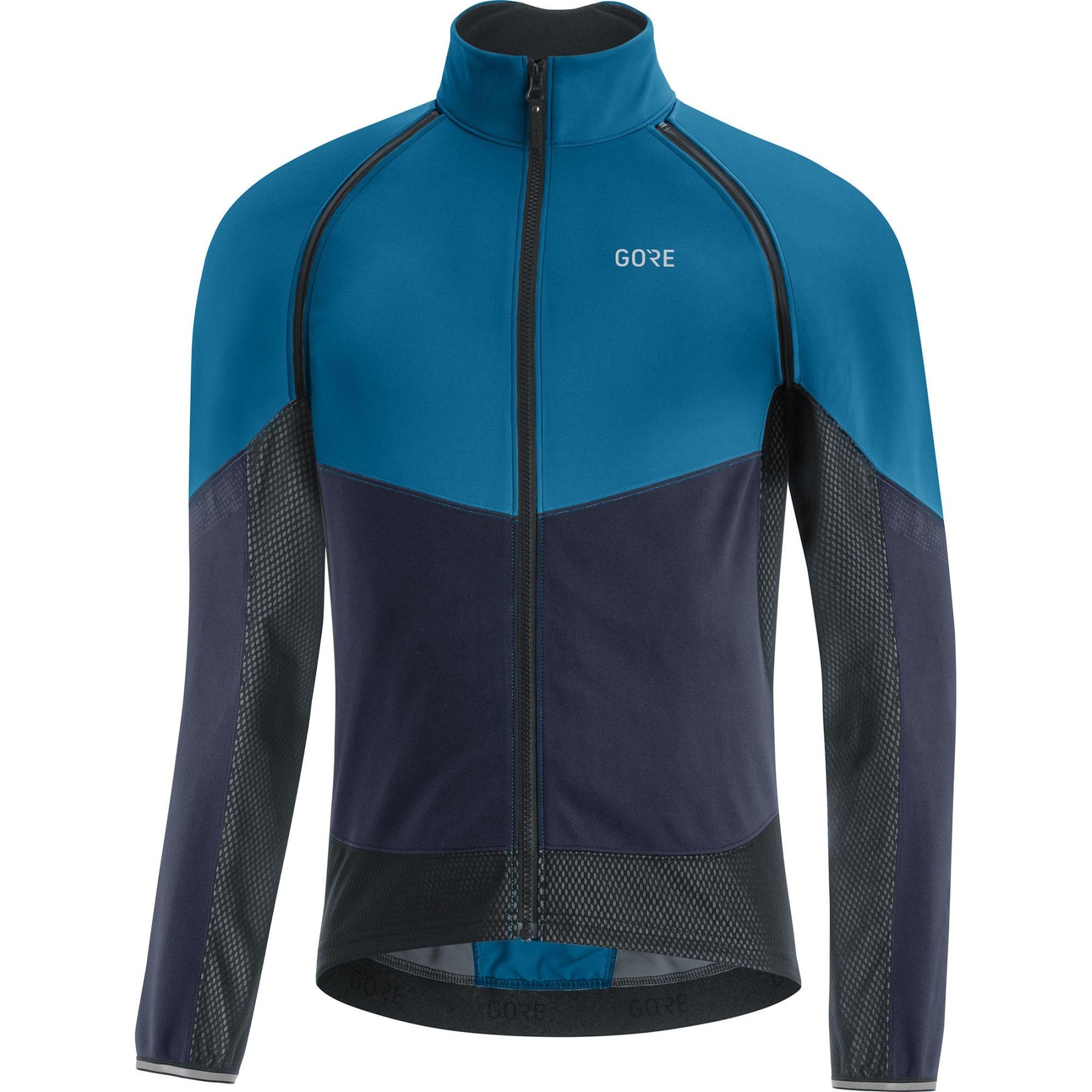 GORE Wear PHANTOM GORE-TEX INFINIUM™ Chaqueta - sphere blue/orbit blue AZAU