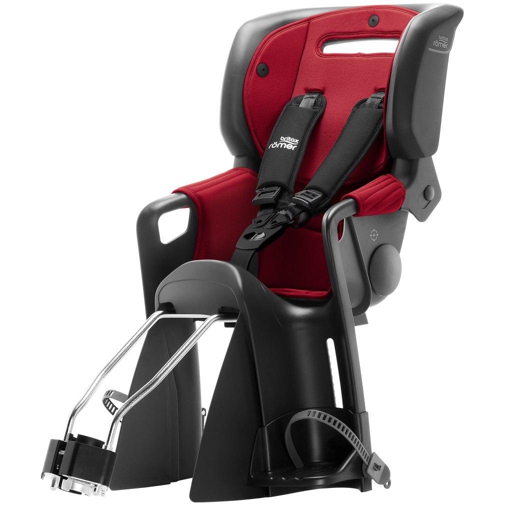 Britax Römer Jockey³ Comfort Child Bike Seat - blue/red