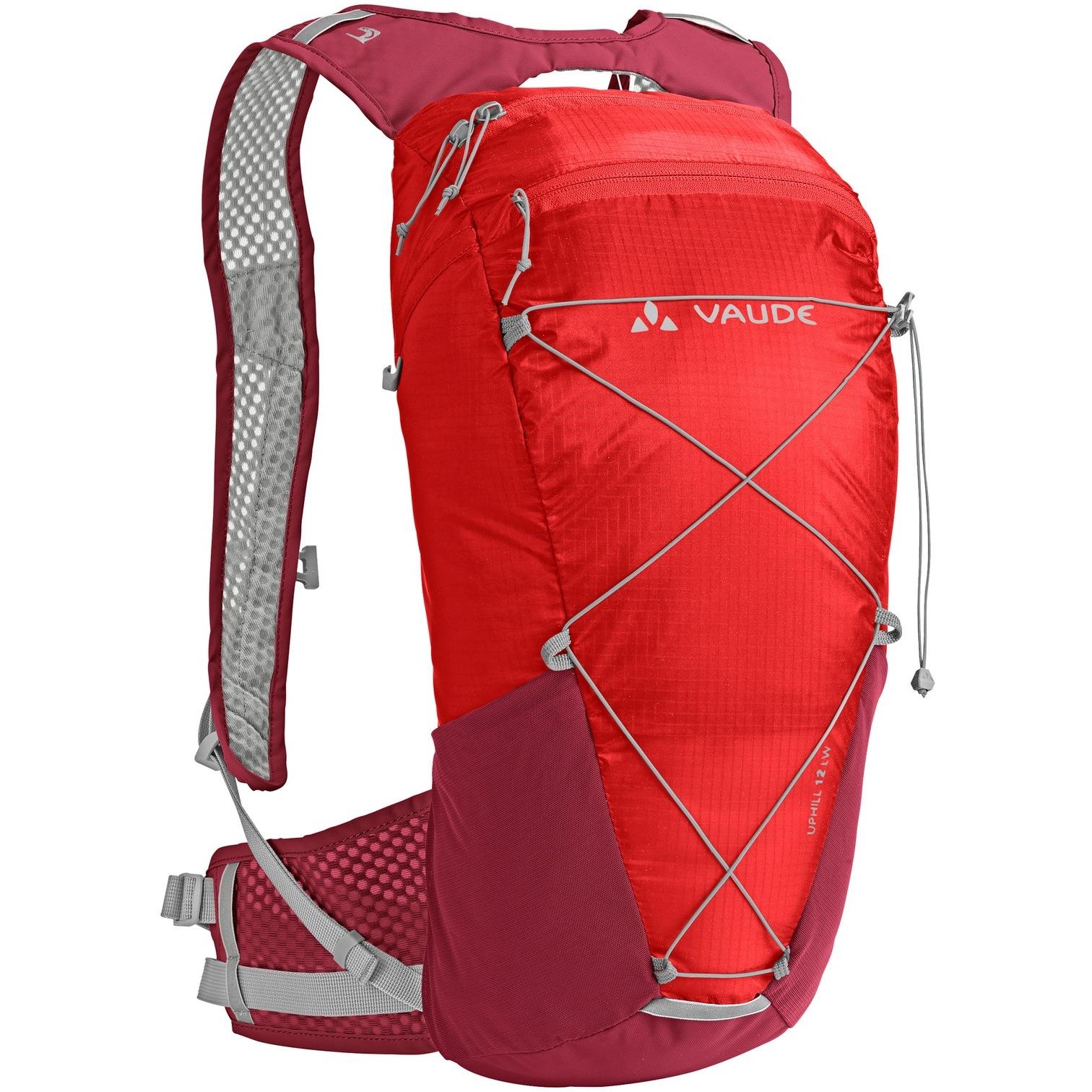 Vaude Uphill 16 LW Rucksack - mars red