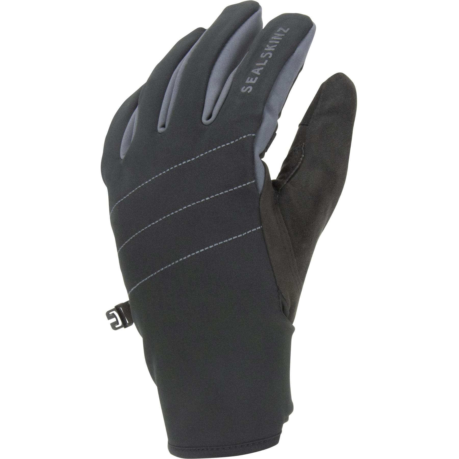Foto de SealSkinz Waterproof All Weather Guantes con Fusion Control™ - Black/Grey