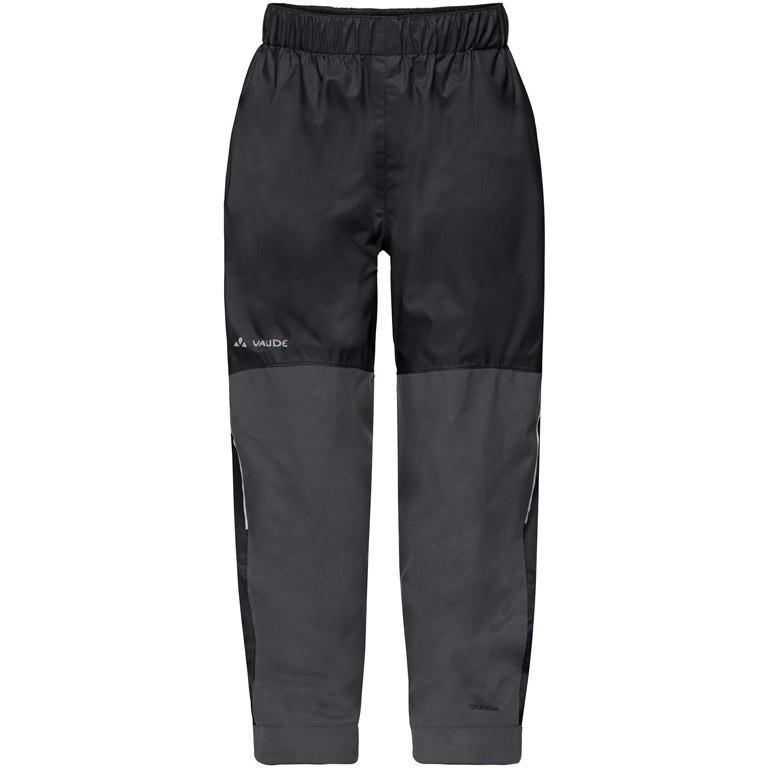 Vaude Kids Escape Pants VI - black uni