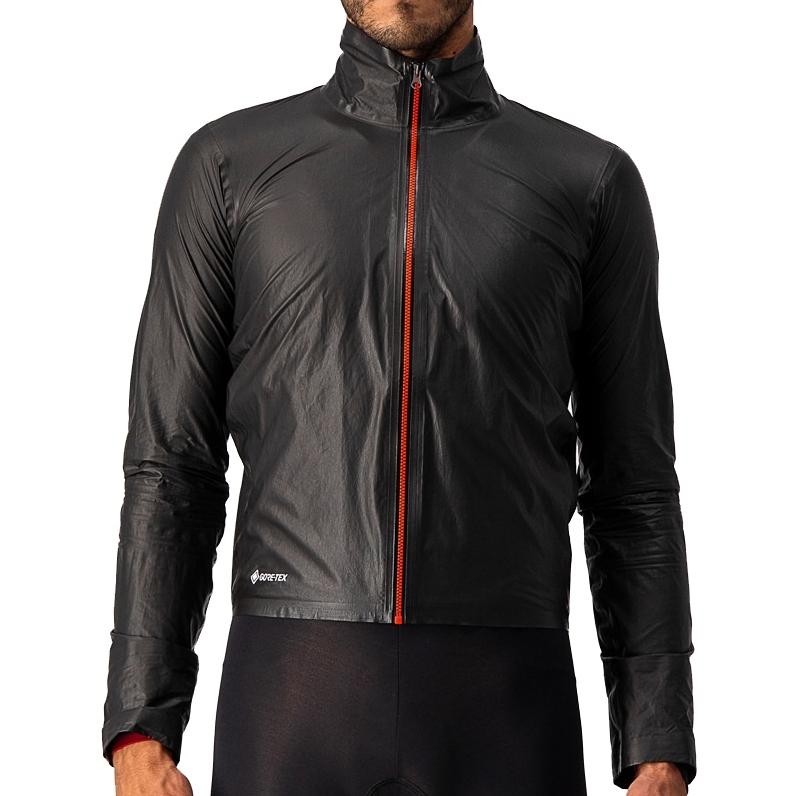 Produktbild von Castelli Idro 3 Jacke - schwarz