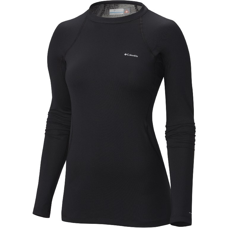 Columbia Midweight Stretch Longsleeve Shirt Women - Black