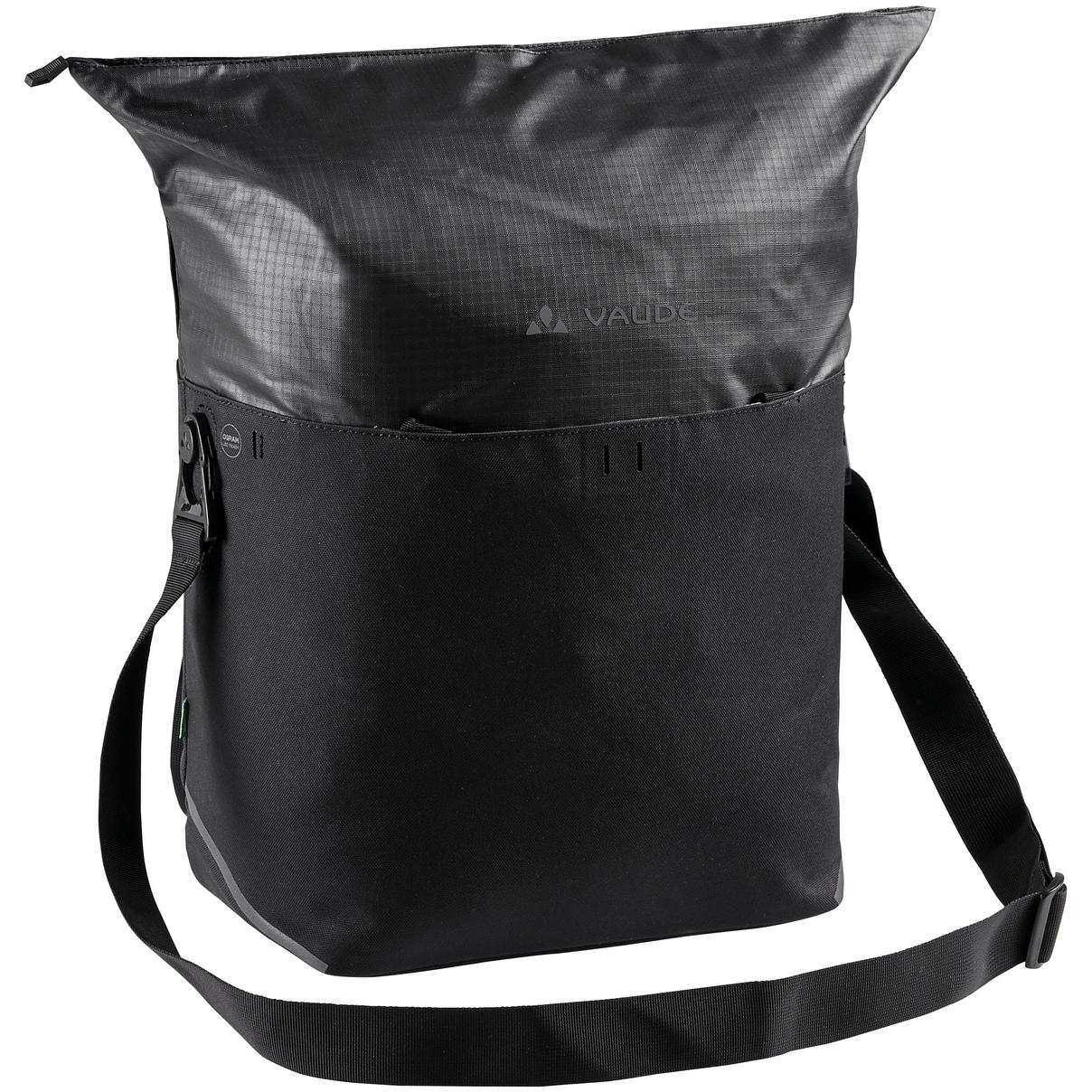 Vaude CityShop Bike Bag - black