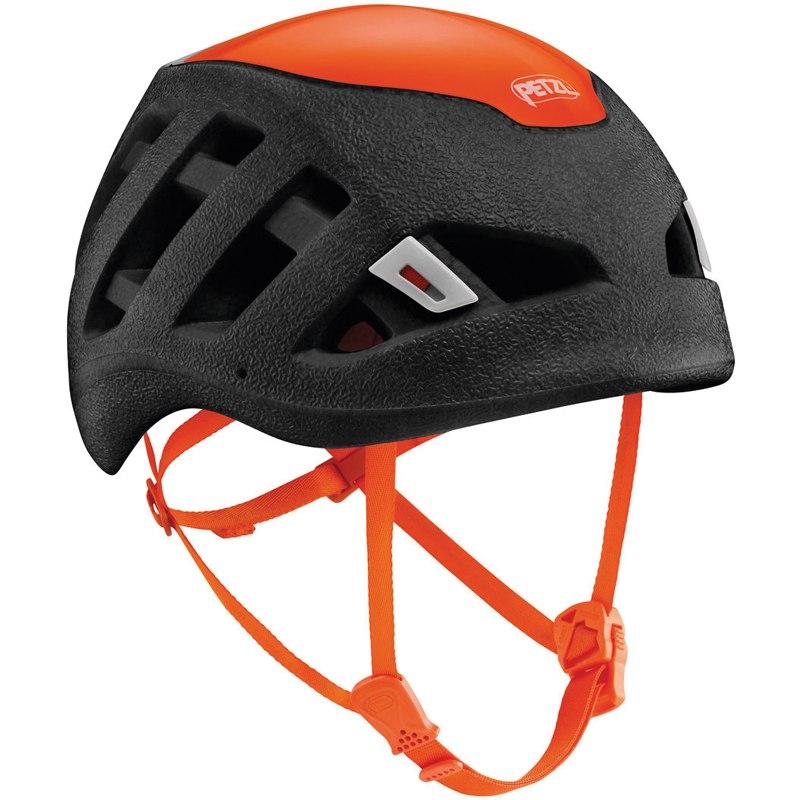 Petzl Sirocco Helmet - black/orange