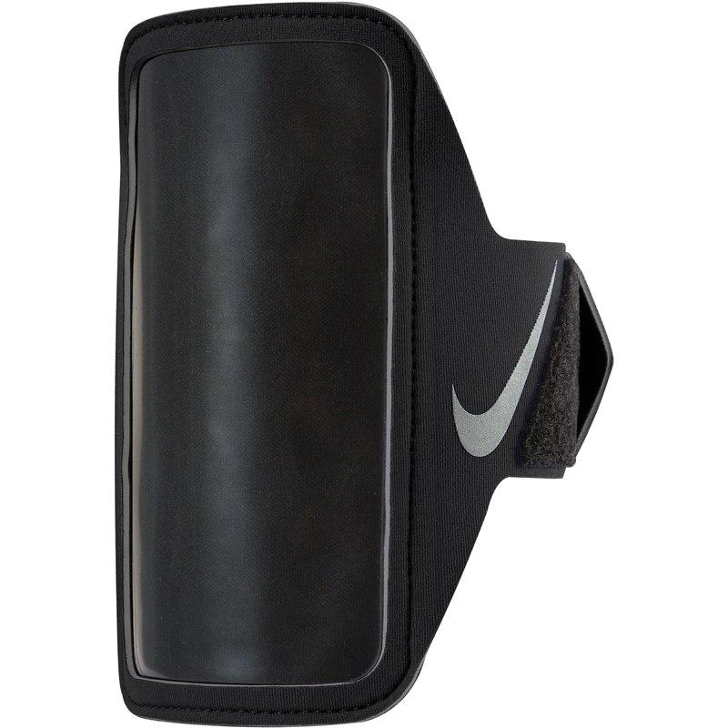 Nike Lean Arm Band for Smartphones - black/black/silver 082