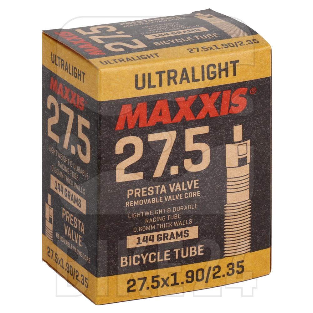 Maxxis UltraLight MTB Tube - 27.5x1.90-2.35 inches