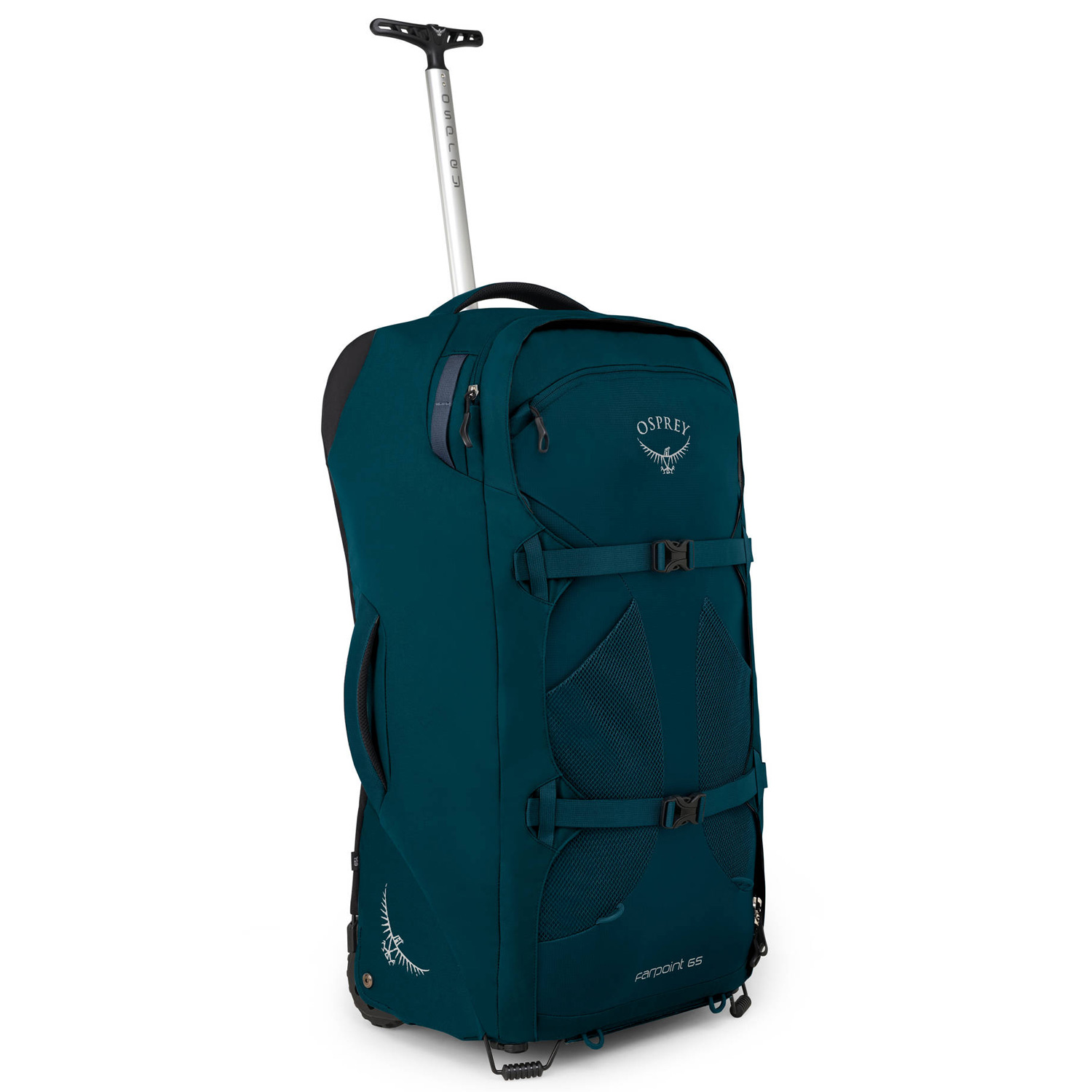 Picture of Osprey Farpoint Wheels 65 - Travel Bag - Petrol Blue
