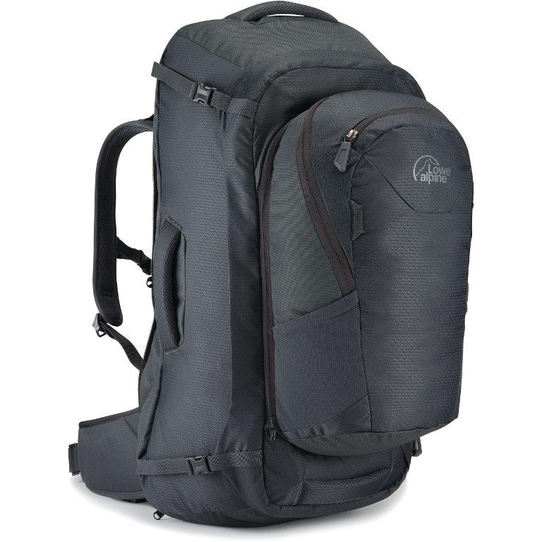 Lowe Alpine AT Voyager 55+15 Regular Backpack - Anthracite