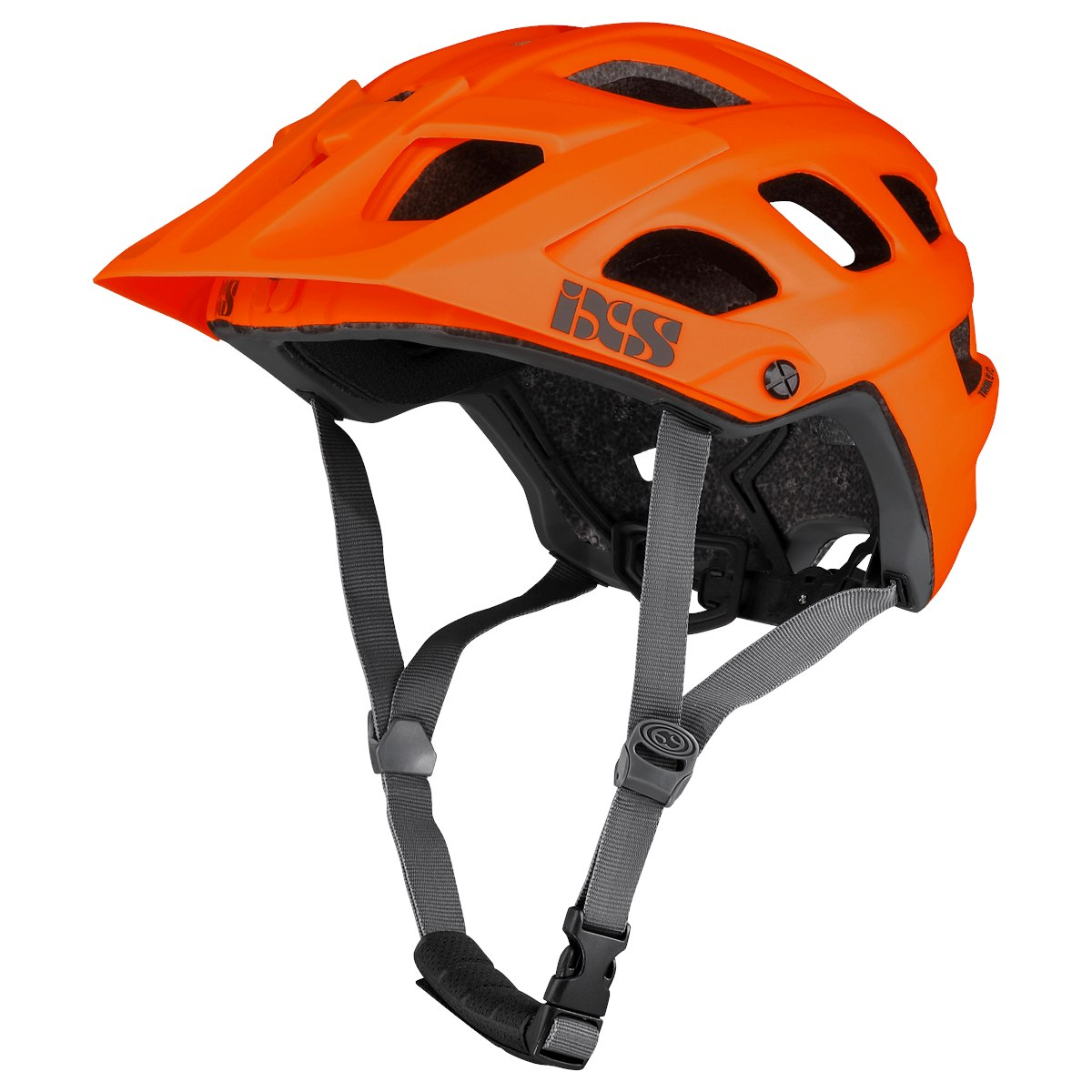 iXS Trail EVO Helmet - orange